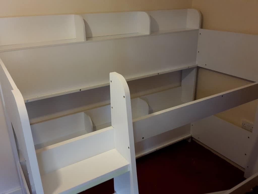 Julian Bowen Domino Bunk Bed Assembly Holbeck Leeds