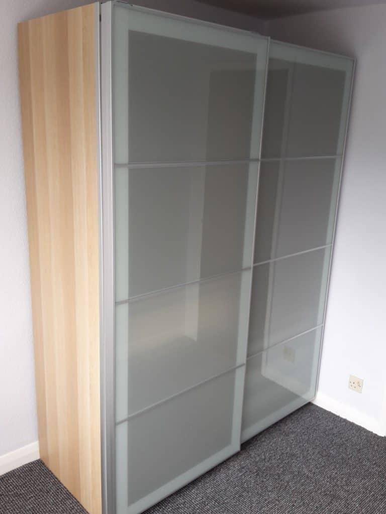 Ikea Pax Sliding Wardrobe Assembly Brighouse Flatpack