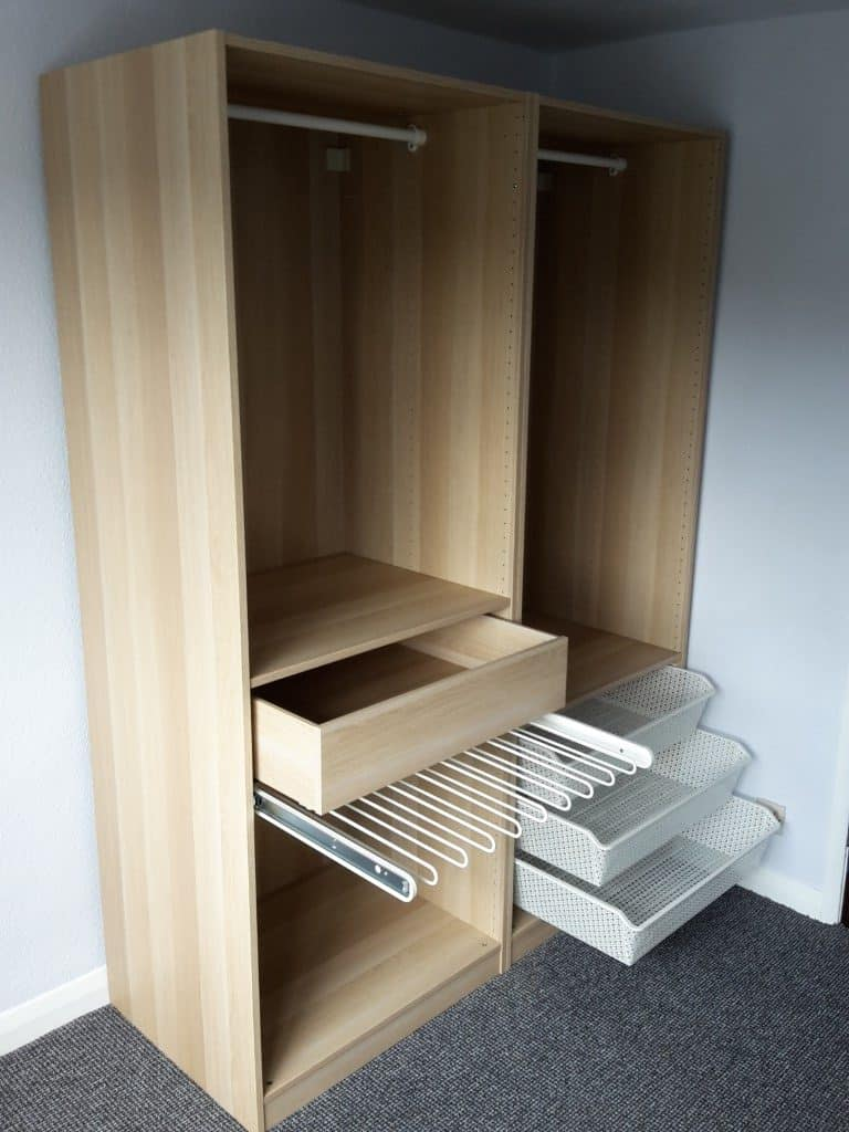 IKEA PAX Sliding Wardrobe Assembly – Brighouse | Flatpack